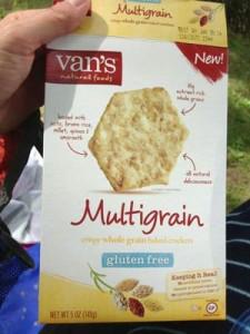 Van's Multigrain Gluten-Free Crackers