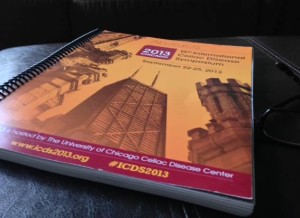 Book of research abstracts from ICDS2013