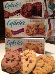 Cybele's Free-to-Eat cookies