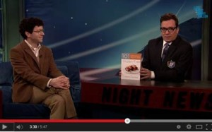 Gluten Free Joke on Late Night with Jimmy Fallon