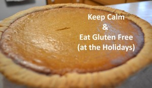 Holiday treats can cause even the most calm gluten-free eater concern.