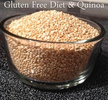 Quinoa & the Gluten Free Diet