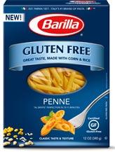 Barilla's Gluten Free Penne