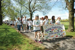 Rochester, NY Making Tracks for Celiacs is Sunday, April 27