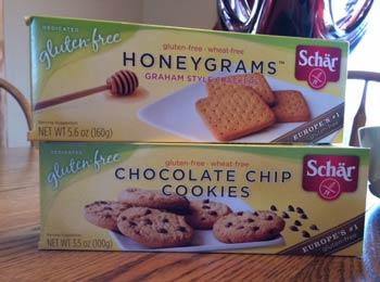 Schar gluten-free cookies