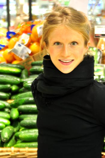 Amie Valpone of TheHealthyApple.com
