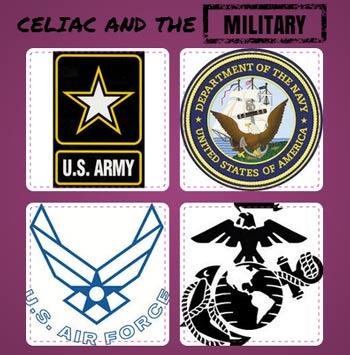 CELIAC-MILITARY