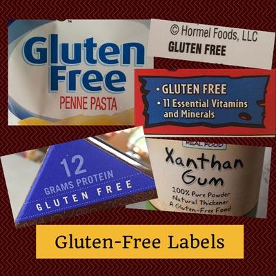 GF-labels