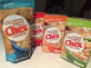 New Gluten Free Chex Oatmeal product line